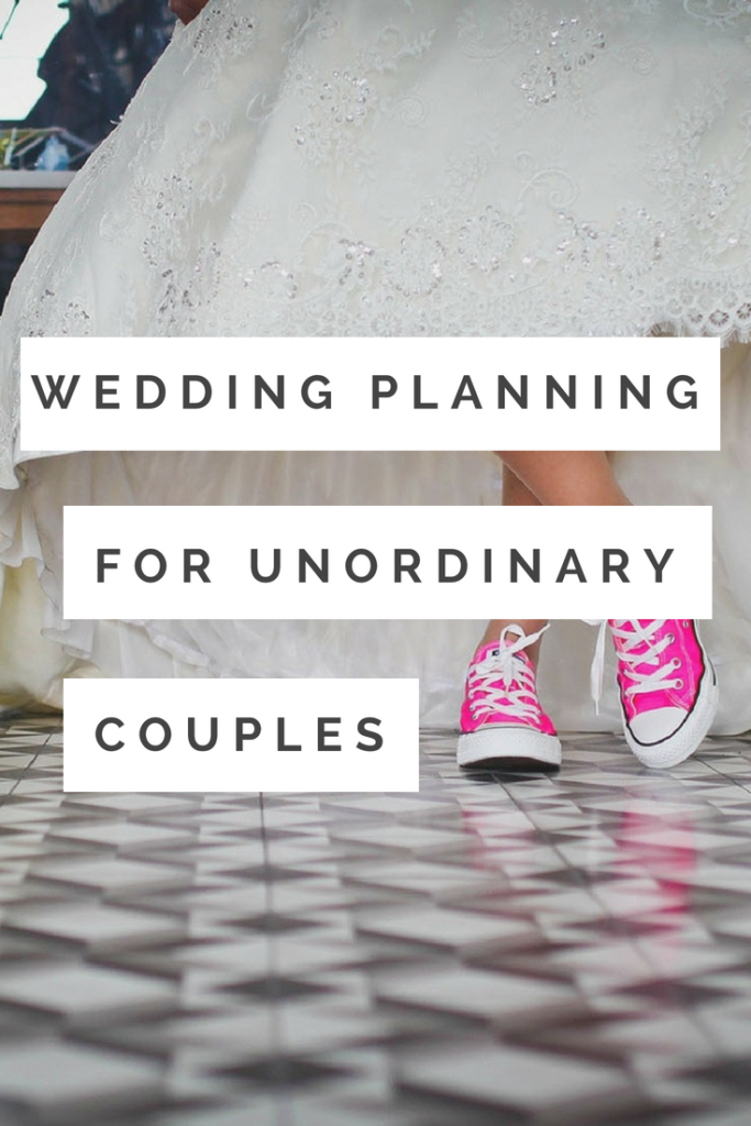 Wedding Planning for Unordinary Couples