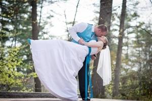 Ossipee nh wedding