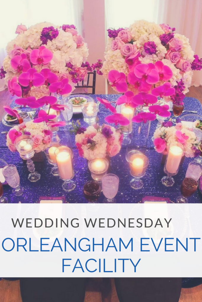 Wedding Wednesday: Orleangham Event Facility