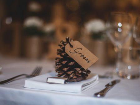 Creative Fall Wedding Favors You'll Love
