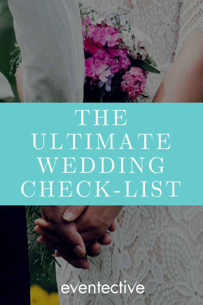Starting your wedding planning process? Check out our ultimate wedding planning check-list.