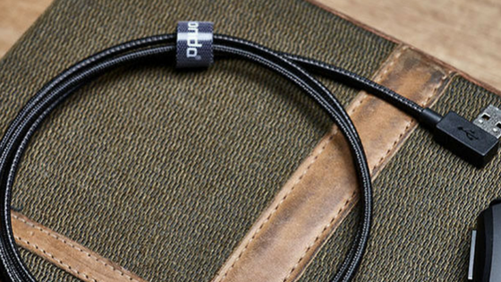 Indestructible Kevlar Charging Cable