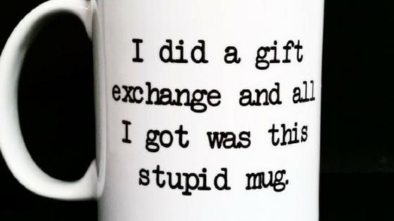 Gift Exchange Mug