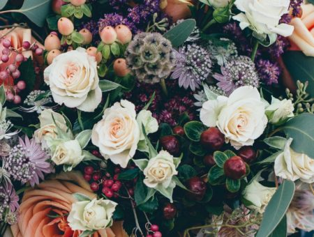 6 Breathtaking Floral Arrangements for Your Wedding