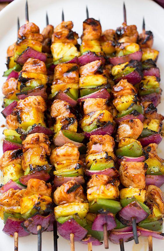 Chicken Kabab Recipes