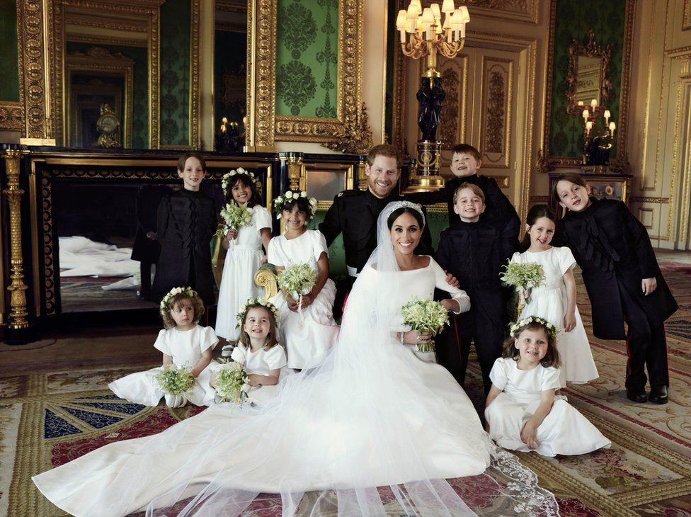 The Royal Wedding: Wedding Traditions