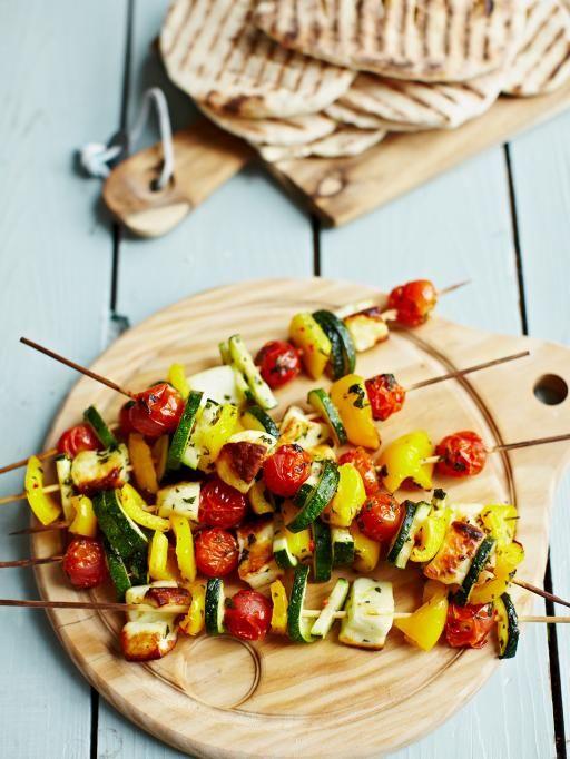 Grilled Veggie Kabab Recipes