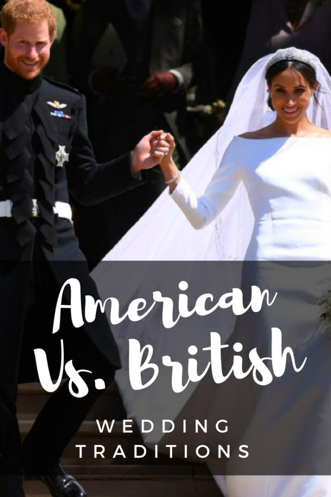American vs. British Wedding Traditions