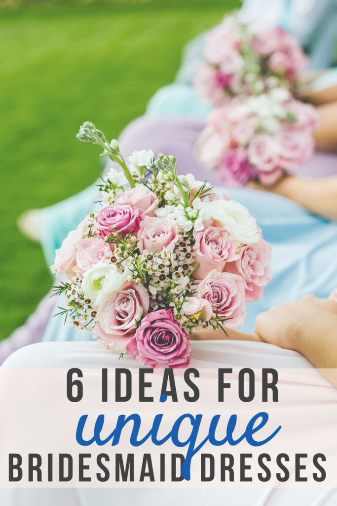 6 Ideas for Bridesmaid Dresses
