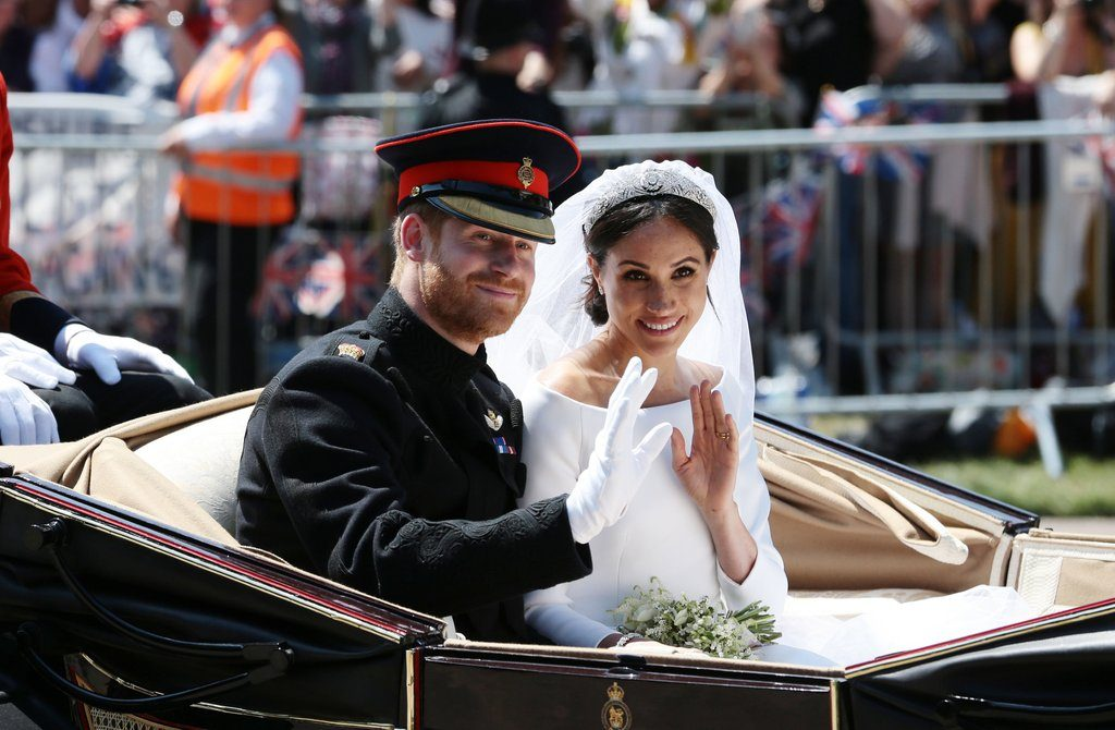 British Wedding Traditions: Royal Carriage Ride