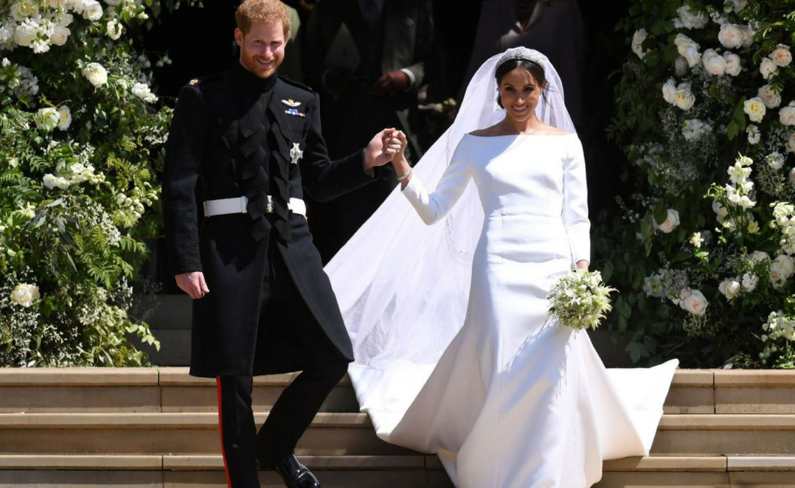 British Vs. American Wedding Traditions: The Royal Wedding