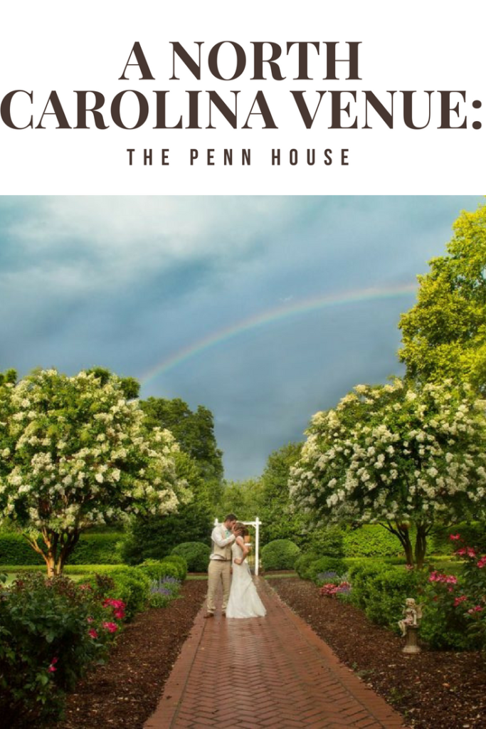 A North Carolina Venue: The Penn House