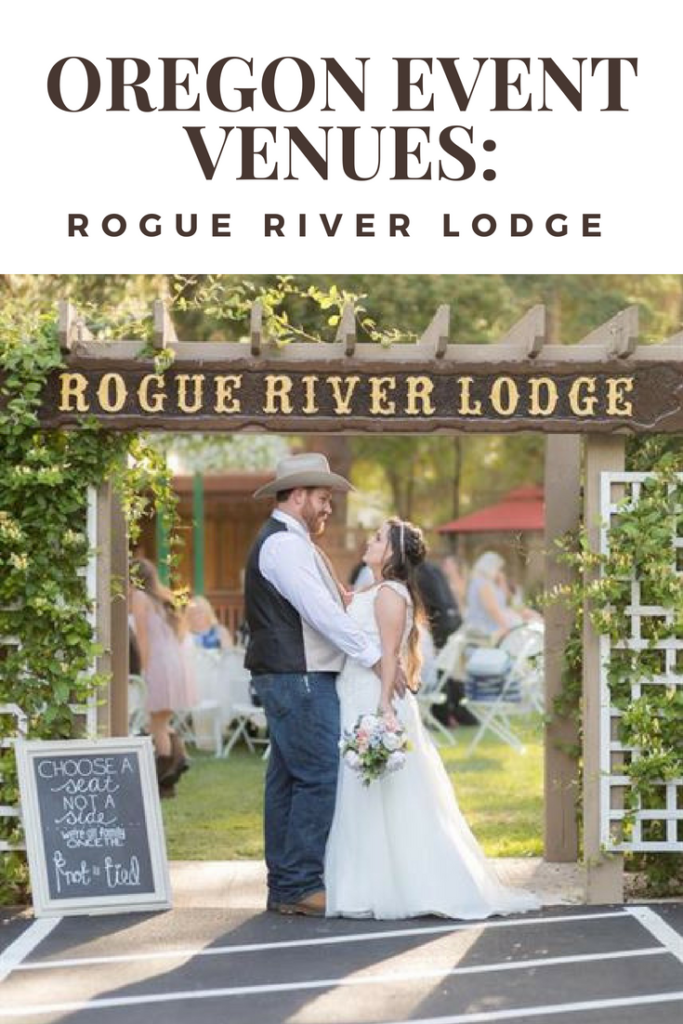 Oregon Event Venues: Rogue River Lodge