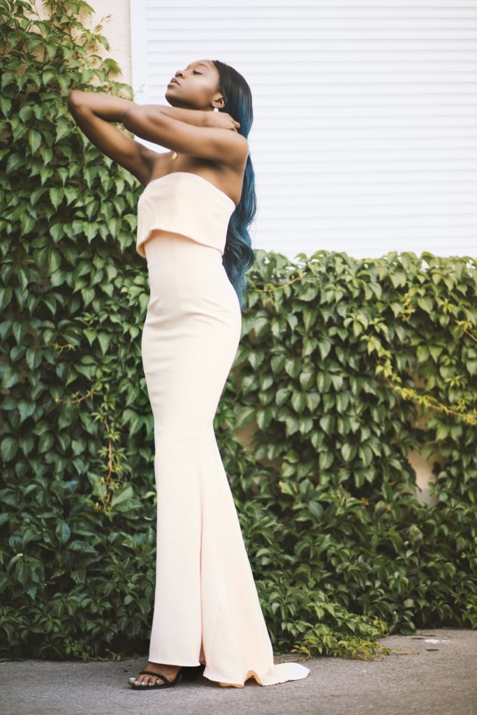 Choose a wedding dress that makes you feel beautiful. Be that confident bride you were meant to be!