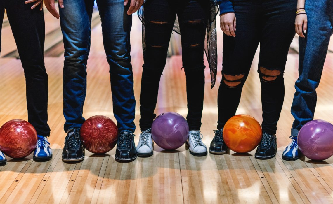 Bowling for Multi-Day Wedding