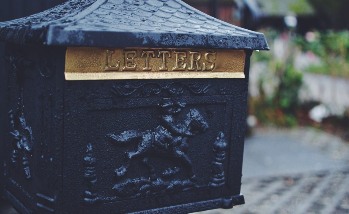 Mailbox for Managing RSVPs