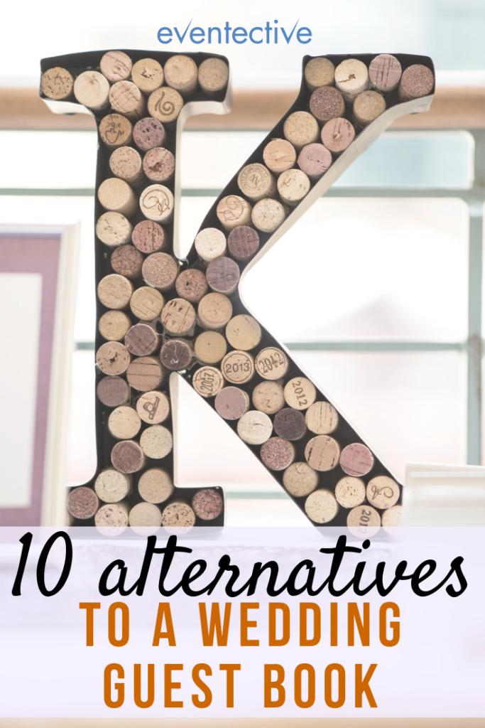 10 Alternatives to a Wedding Guest Book