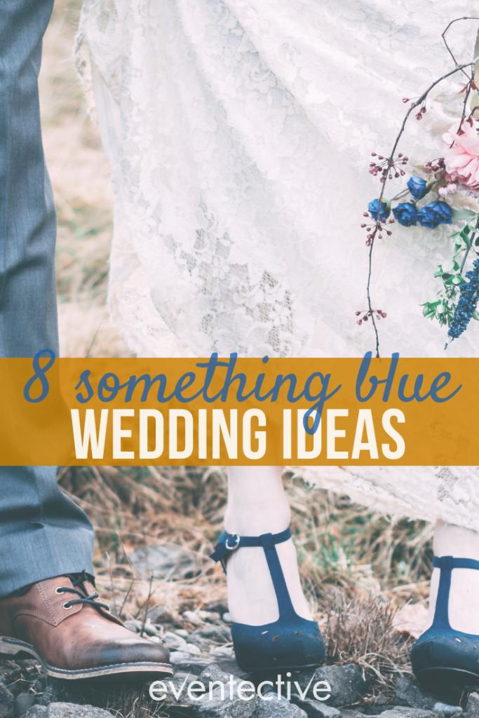 8 Something Blue Wedding Ideas