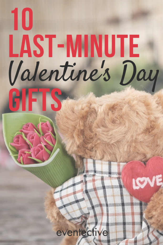 10 Last-Minute Valentine's Day Gifts