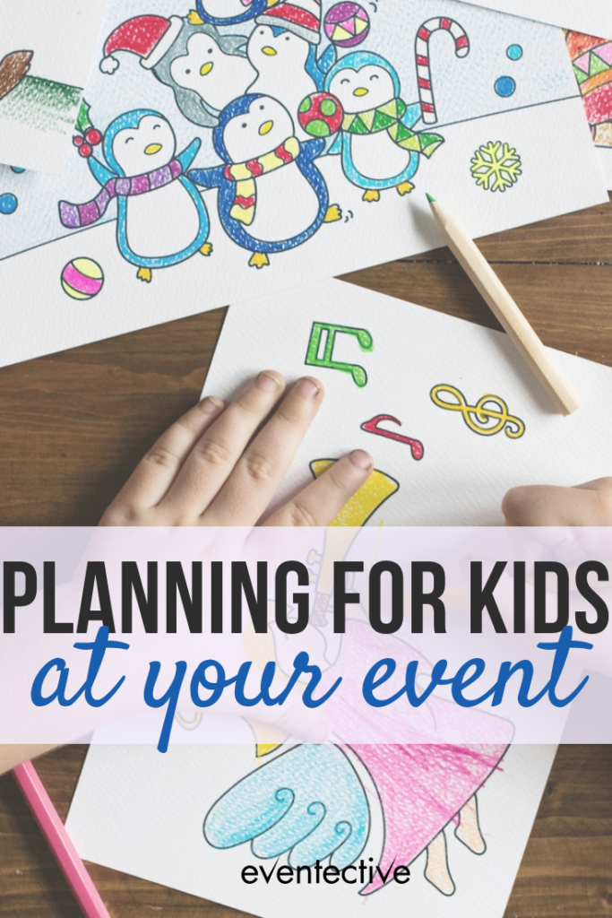 Planning for Kids at Your Wedding