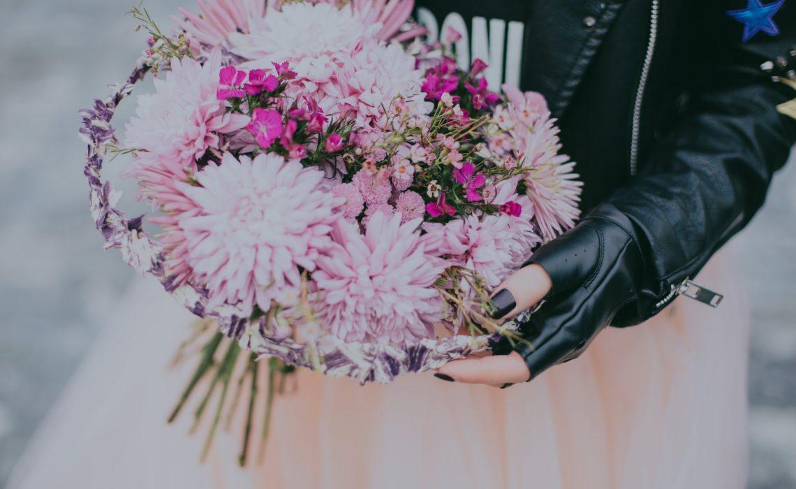 Leather Wedding