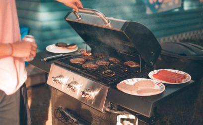Summer BBQ Food
