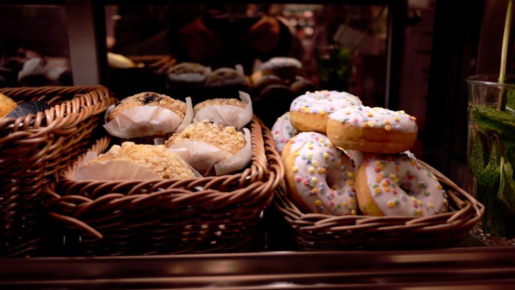 Morning Meeting Donuts