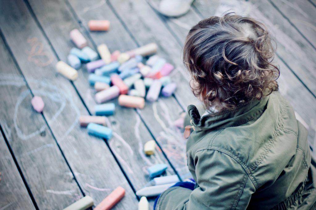 Summer Activities Chalk