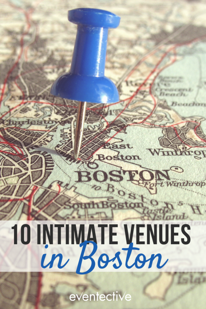 10 Intimate Venues in Boston
