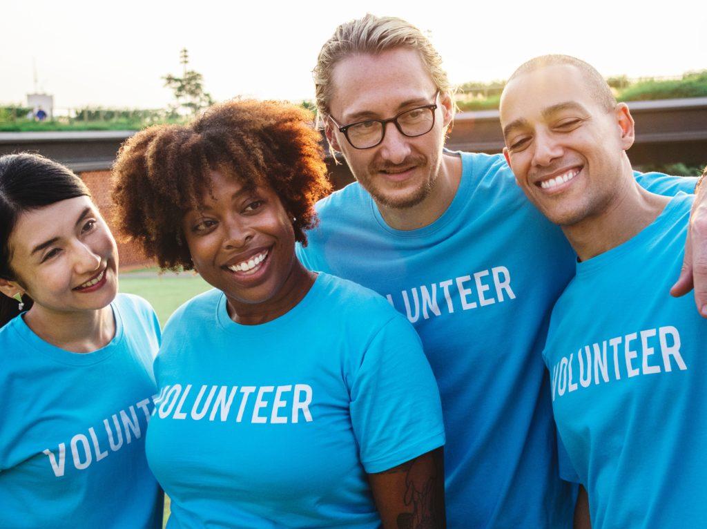 Team Building Volunteer Local