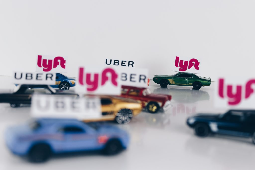 Ride Sharing with Uber and Lyft