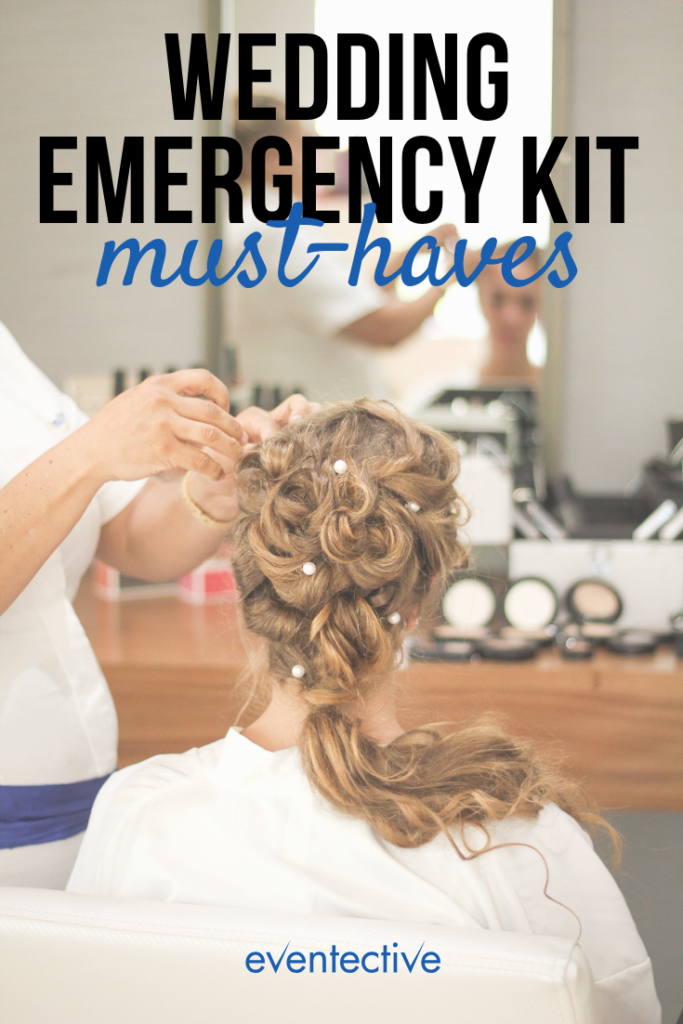 Wedding Emergency Kit Must-Haves