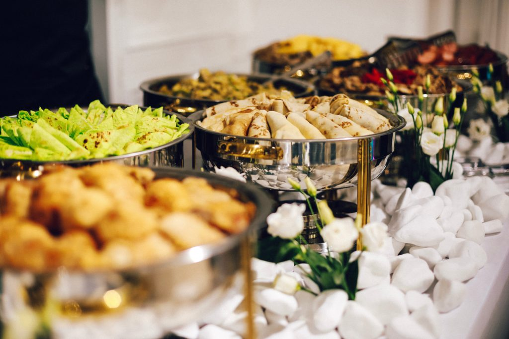 Buffet Style Food for Your Event