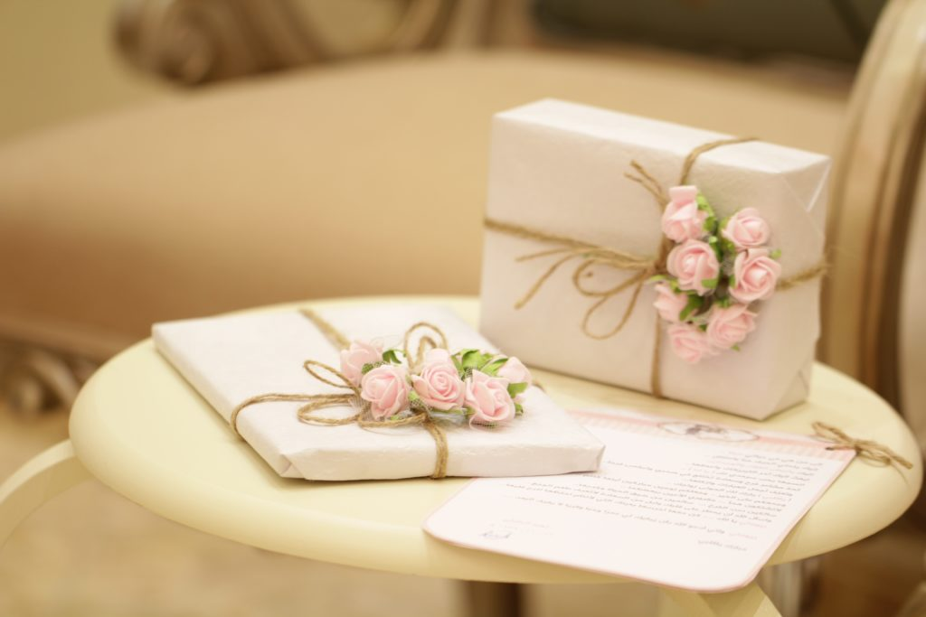 Event Invitations Should Include Gift Registry