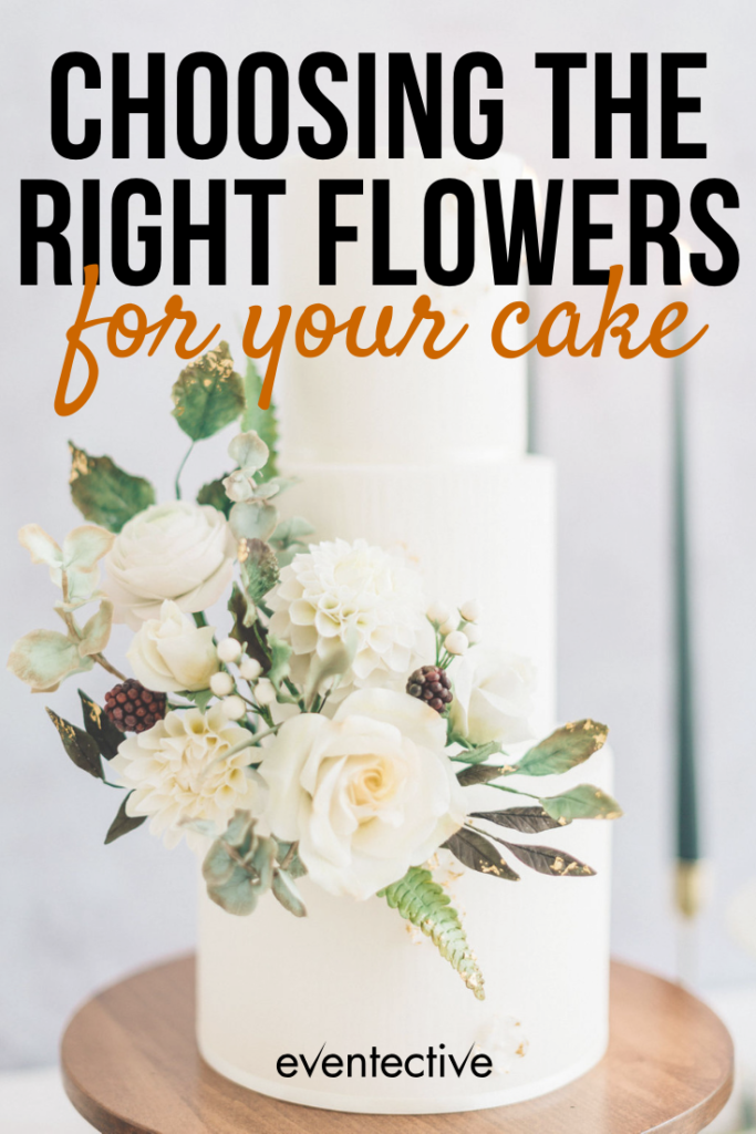 Choosing Real Silk or Sugar Flowers for Your Cake