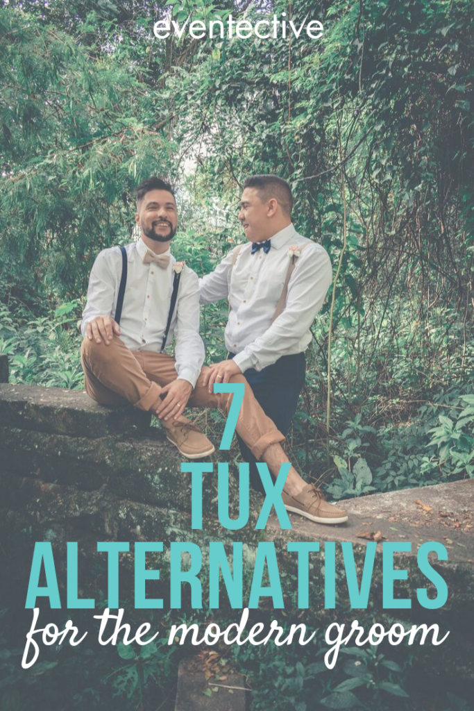 7 Tux Altenatives for the Modern Groom