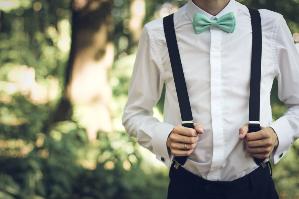 Suspenders as Tux Alternatives