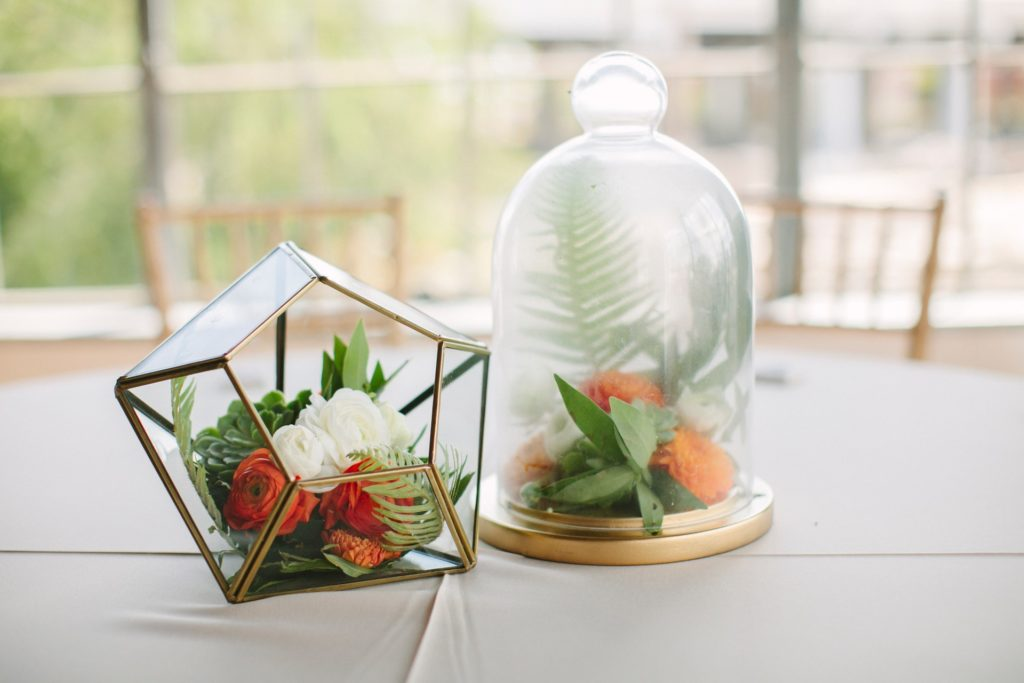 Your Venue Can Help with Centerpieces