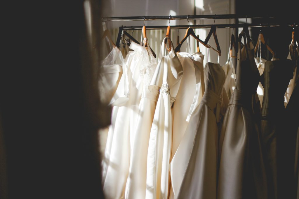 Bridesmaids Save Money on Dress
