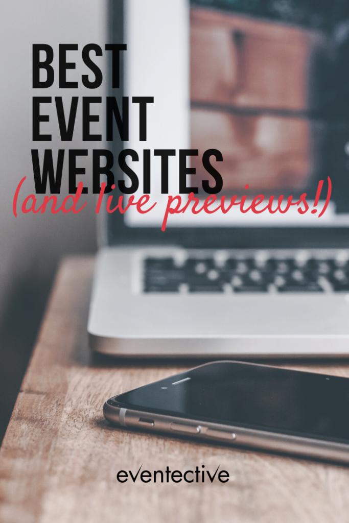 best event websites reviewed