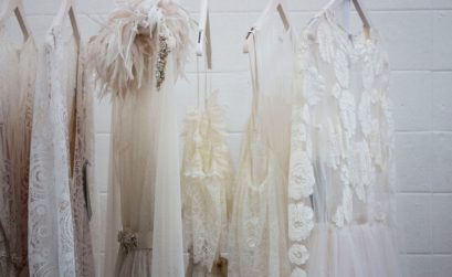 Selection of Two Wedding Dresses