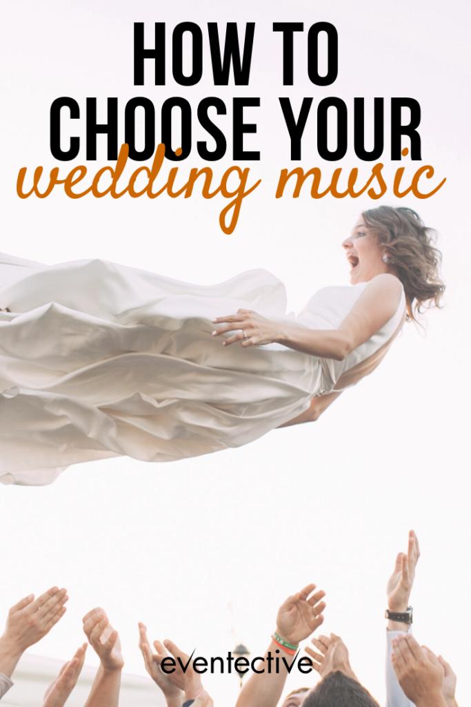 choosing your wedding music