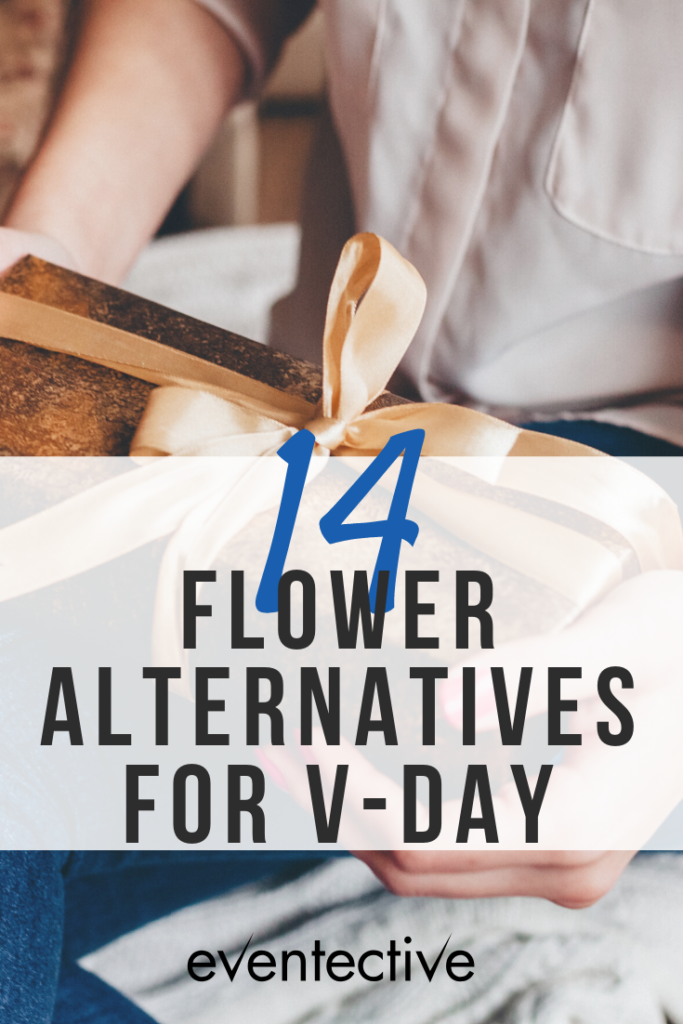 14 non-flower options for valentines day