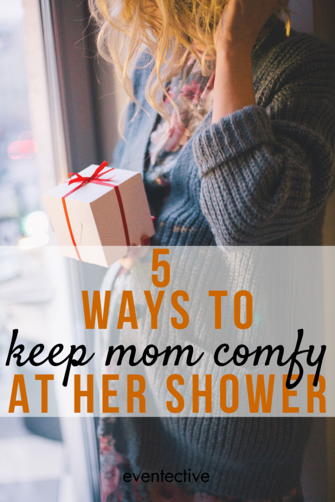 5 ways to keep mom comfy