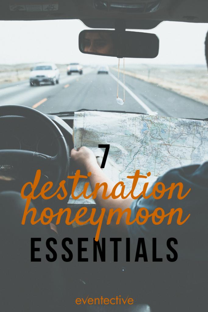 essentials for your international honeymoon