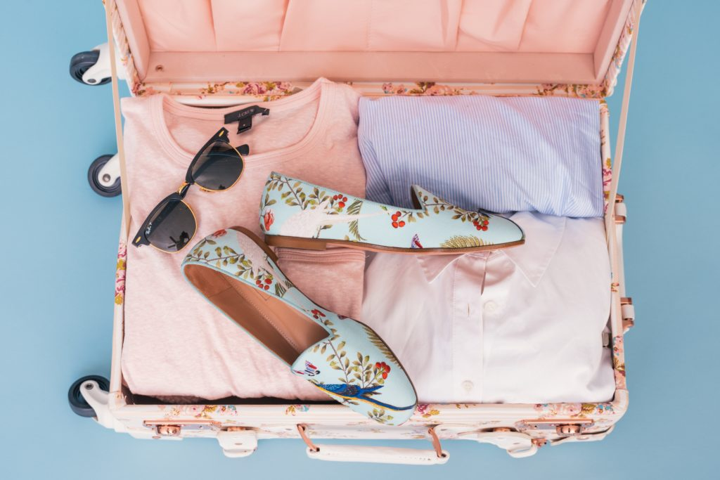 bring enough clothes on your international honeymoon