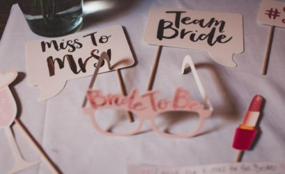 bachelorette party signs