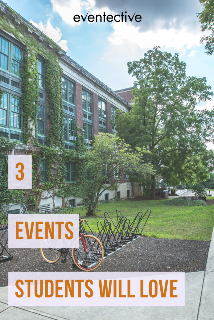 3 campus events students will love