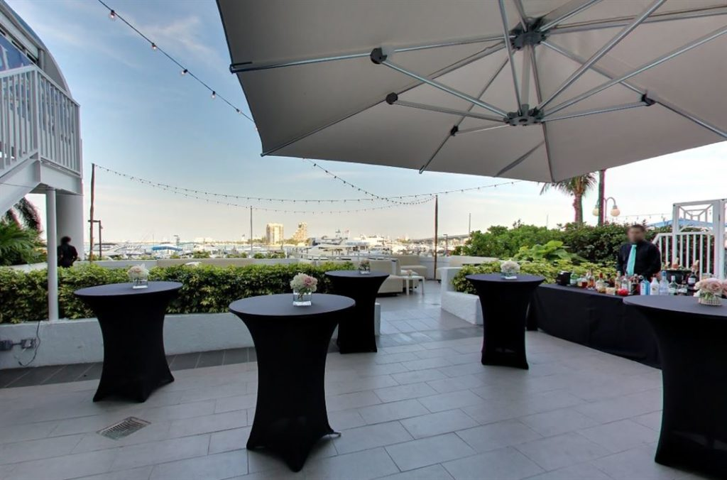 Briza on the Bay venues in Miami
