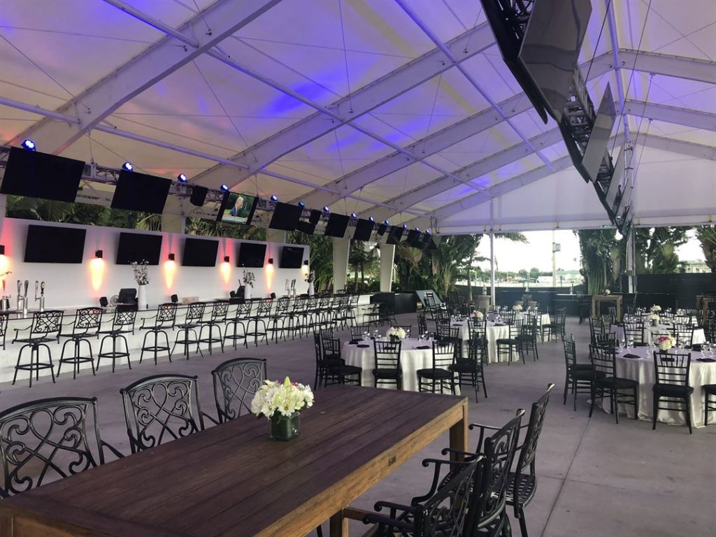 Gulfstream Park Private Events